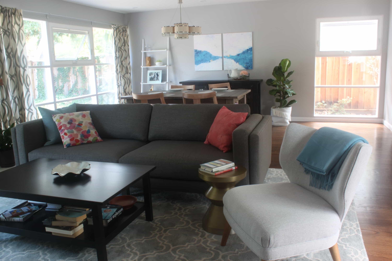Midcentury Great Room